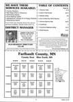 Index Map 1, Faribault County 2002